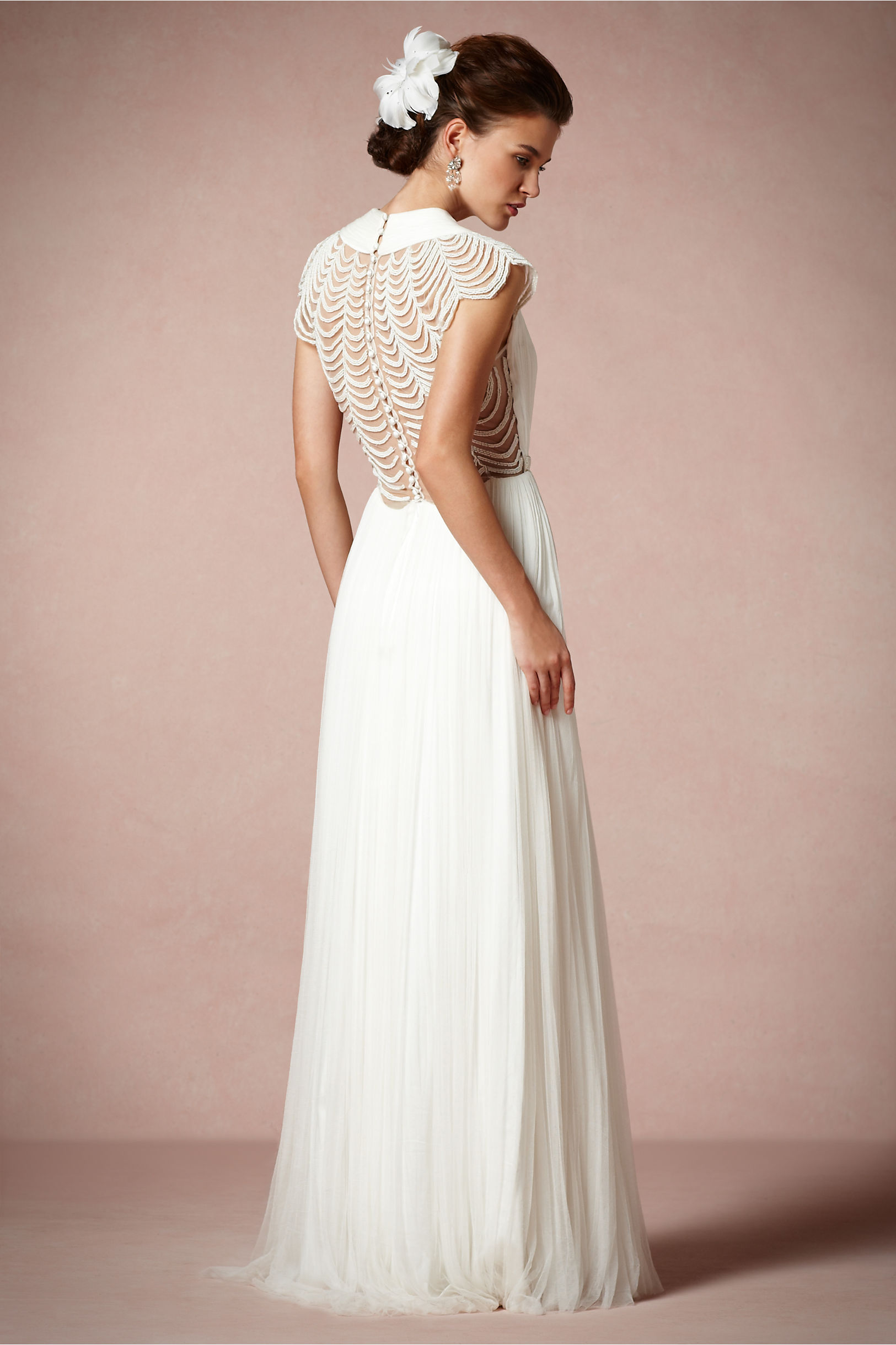 Ortensia Gown in Bride | BHLDN