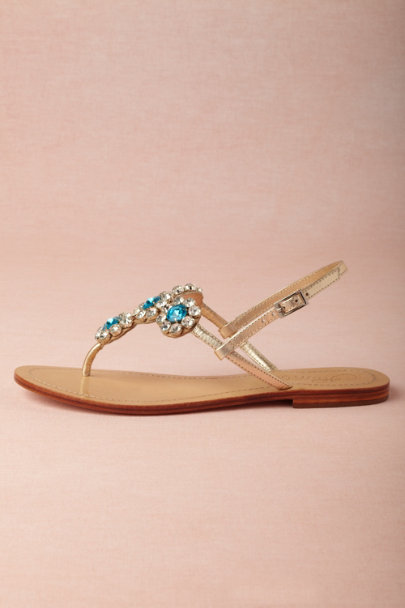 blue Maroma Sandals | BHLDN
