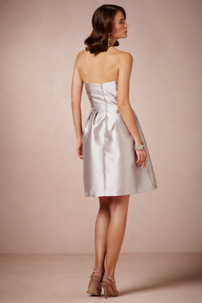 Coren Moore grey Levity Dress | BHLDN