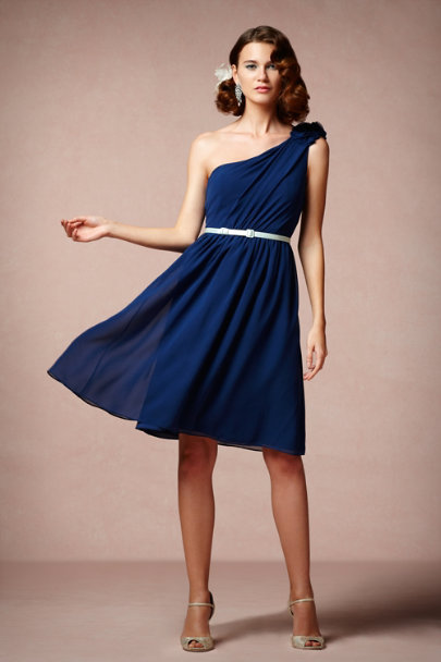 Sapphire Nine Muses Dress | BHLDN