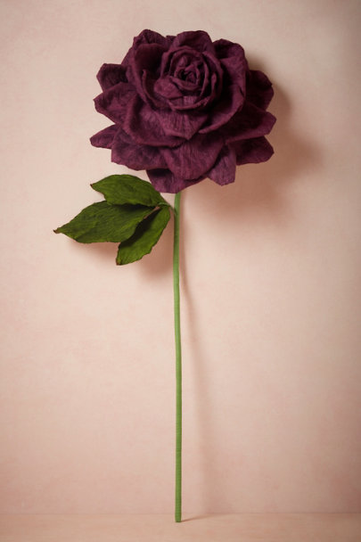 View larger image of Larger-Than-Life Paper Rose