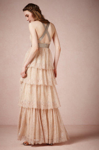 James Coviello Rose Charline Maxi | BHLDN