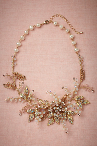 ivory Cerasus Necklace | BHLDN