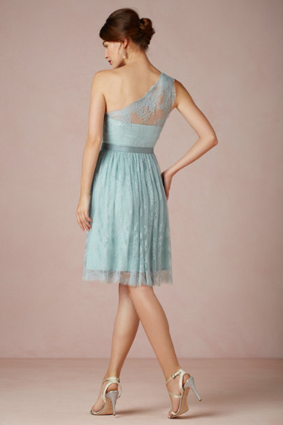 powder Ariel Dress | BHLDN