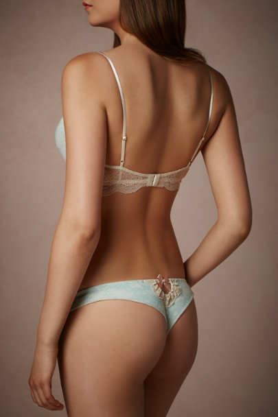seaglass Seaglass Thong | BHLDN