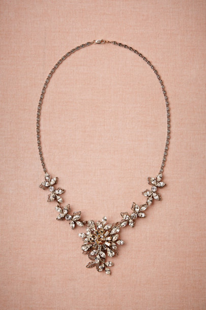 Debra Moreland crystal Starlight Necklace | BHLDN
