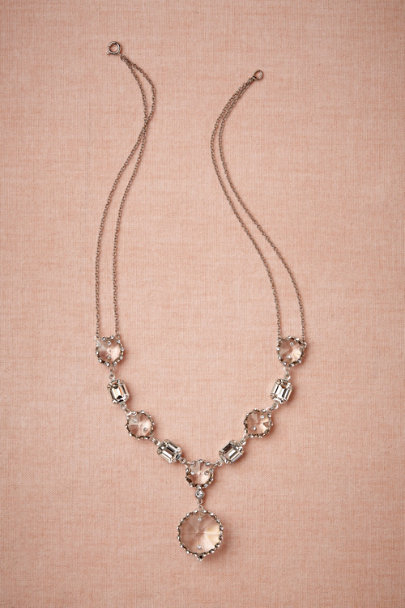 Debra Moreland crystal Crystal Clarity Necklace | BHLDN