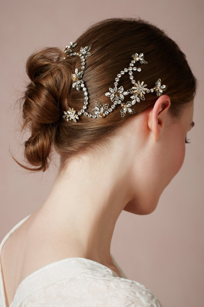 Debra Moreland crystal As You Wish Headpiece | BHLDN