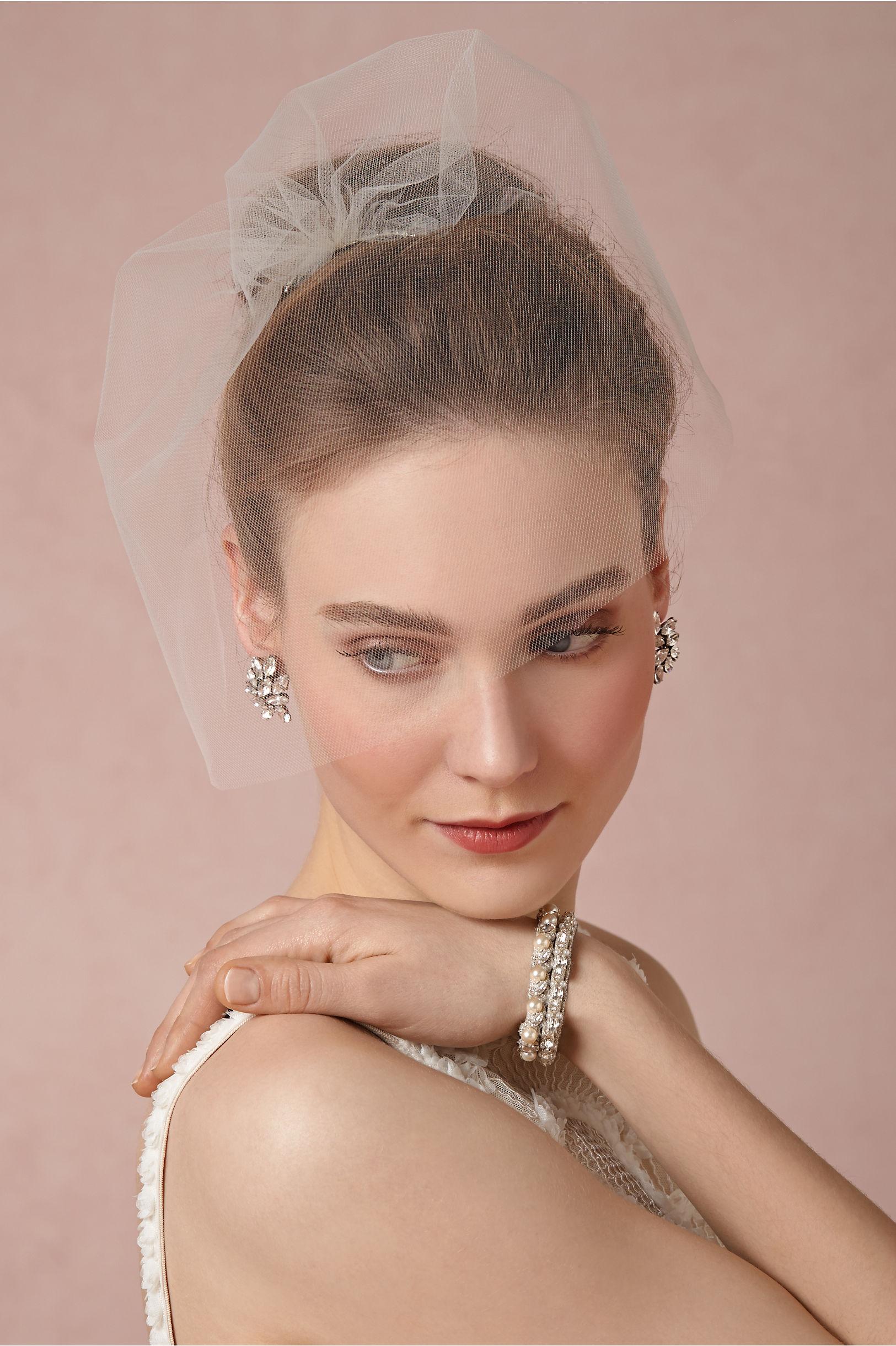 Marquee Crystal Earrings in Sale | BHLDN
