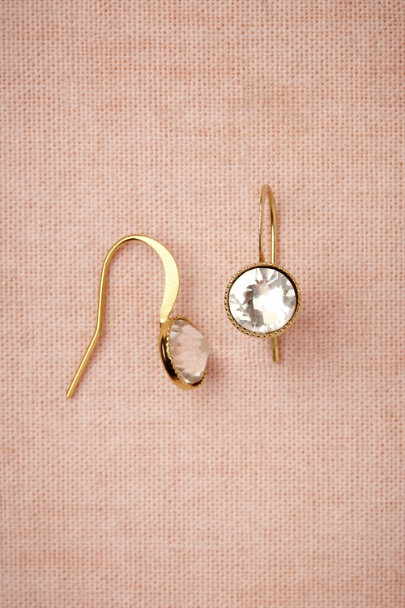 crystal Serenity Earrings | BHLDN