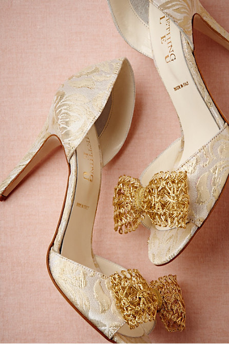Andalusia d'Orsay Heels