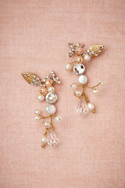 pearl Arctic Earrings | BHLDN
