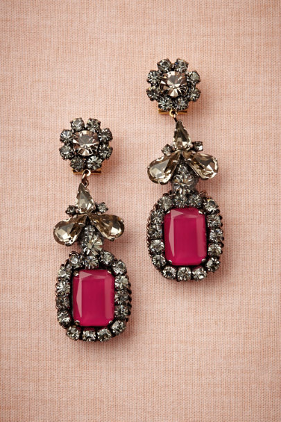 Radà fuschia Callisto Earrings | BHLDN