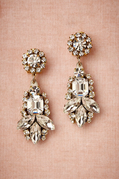 Radà crystal Ishtar Earrings | BHLDN