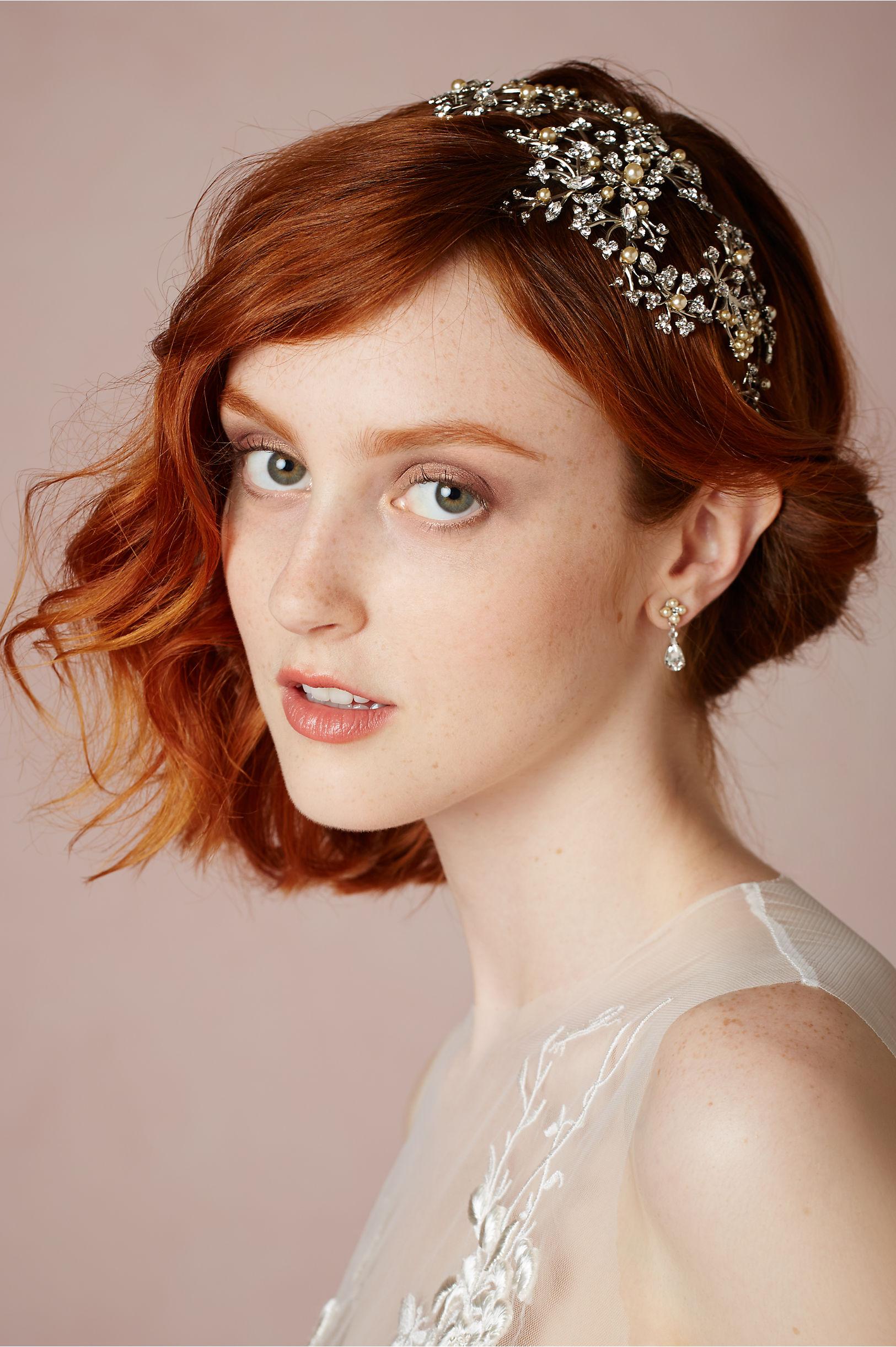 twinkling flare headpiece in sale | bhldn