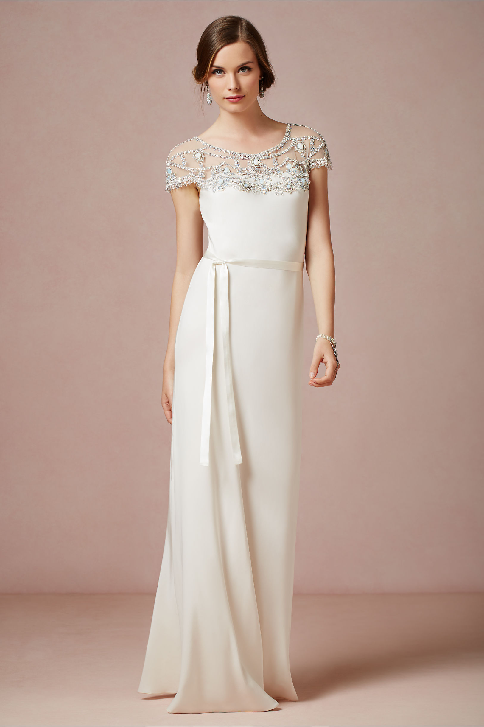Ranna Gill Ivory Harlow Gown