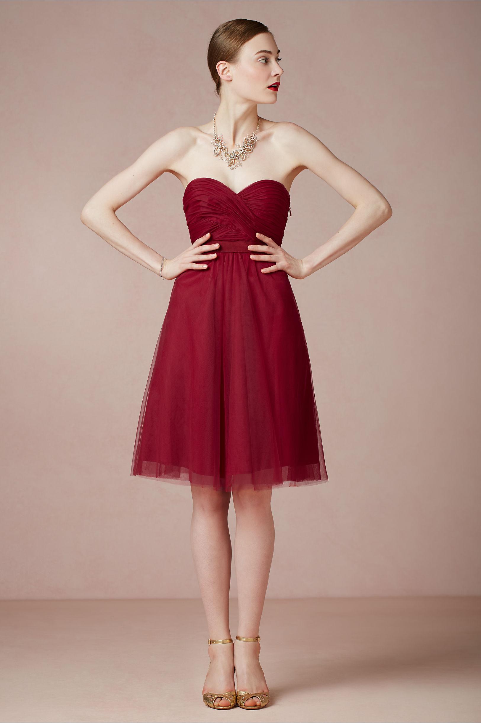 Choreography dress in bridal party bhldn crimson choreography dress bhldn ombrellifo Choice Image