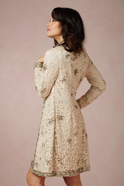 ivory Starlight Jacket | BHLDN