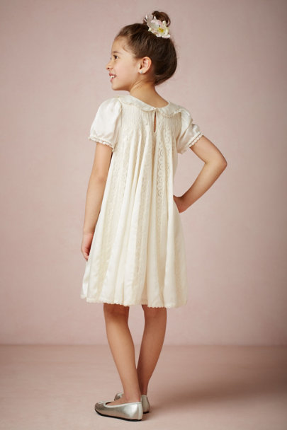 Candela ivory Phaedra Dress | BHLDN