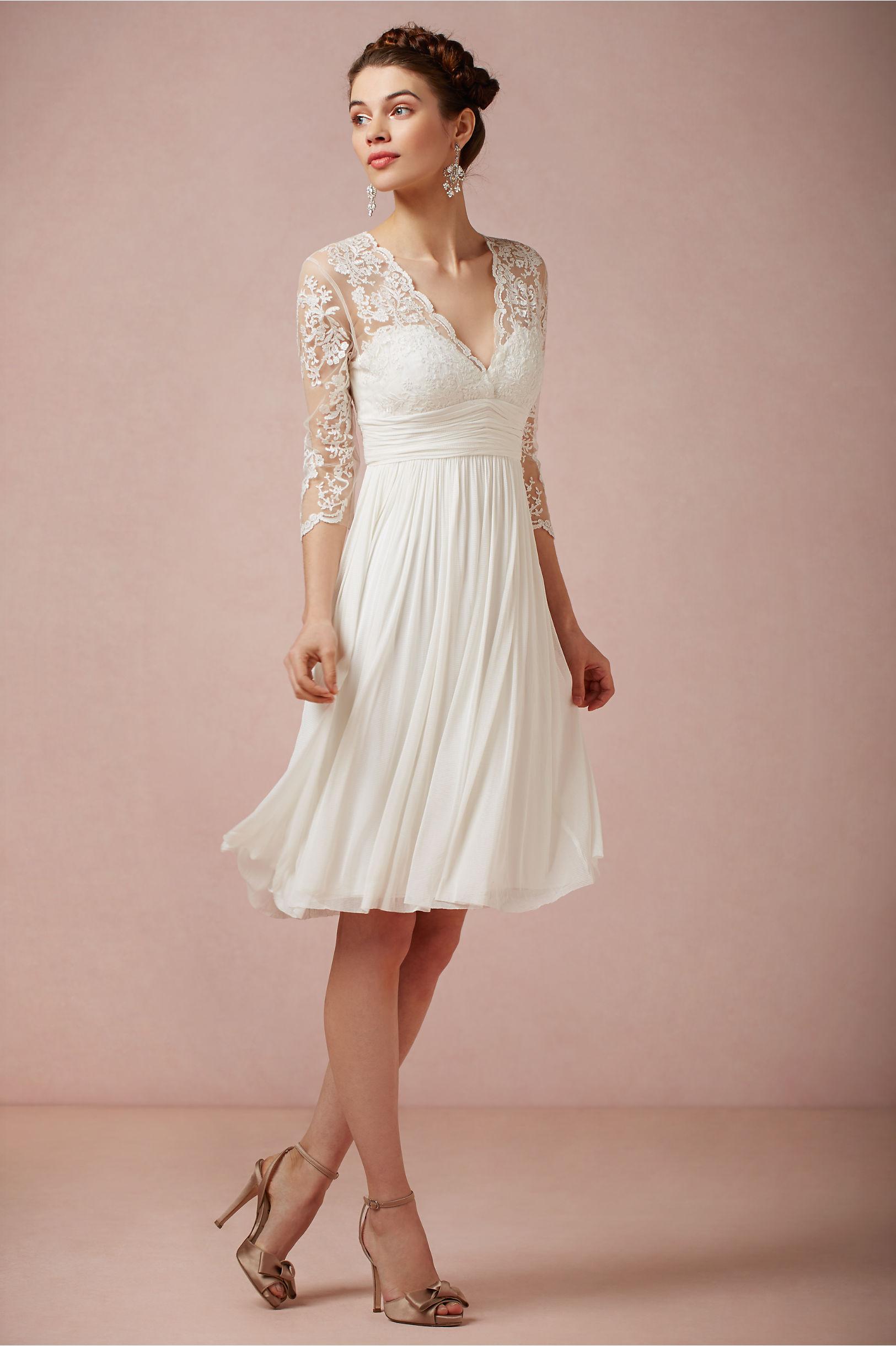 Omari Dress in Bride | BHLDN