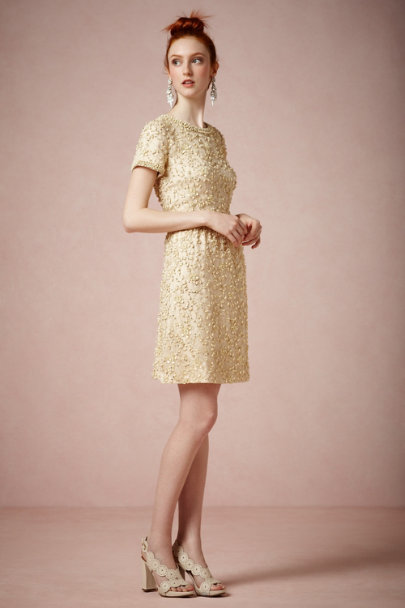 BEIGE Stardust Dress | BHLDN