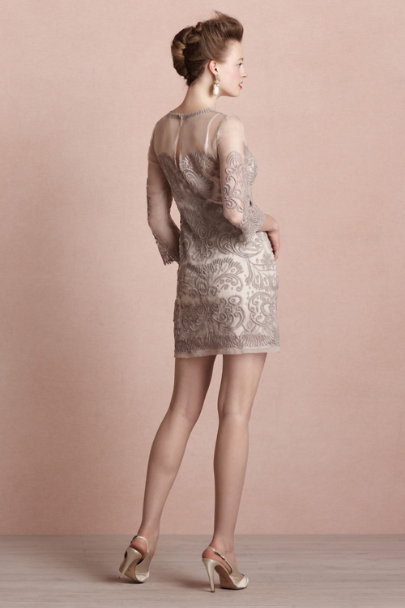 Yoana Baraschi marble Arabesque Sheath | BHLDN