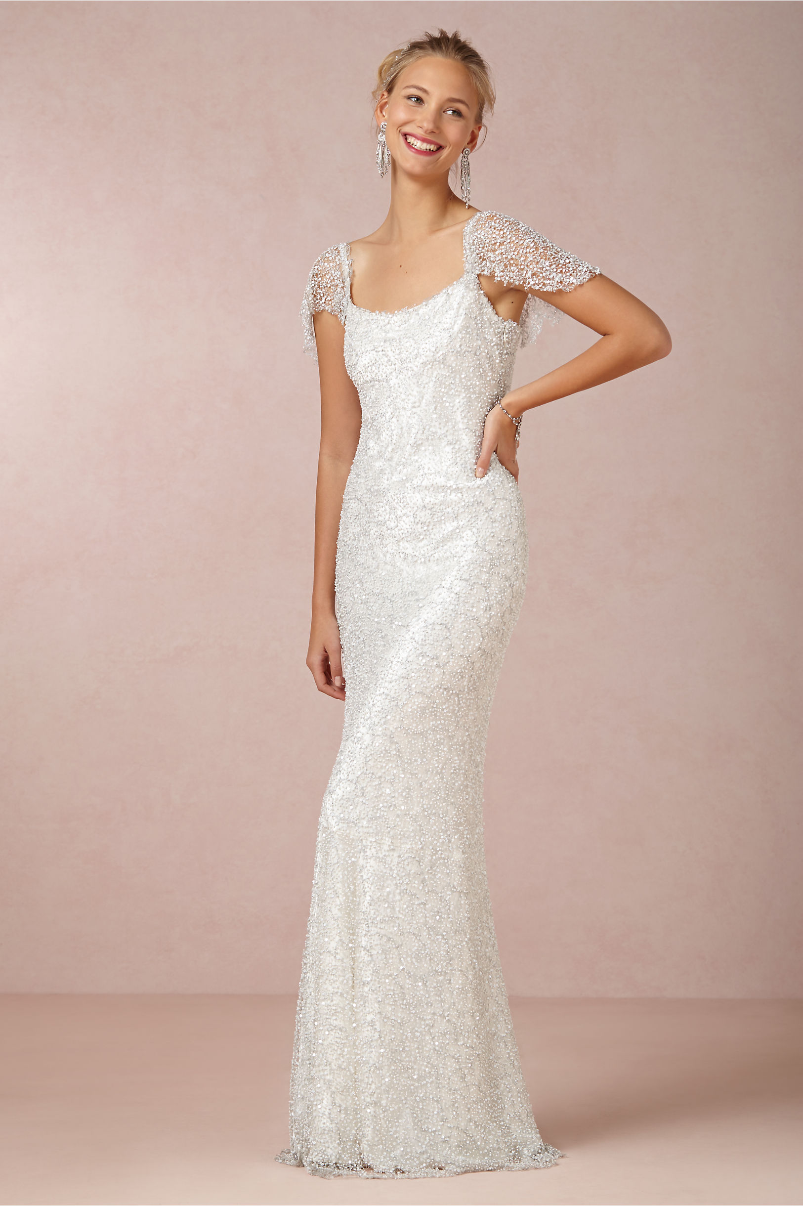 Snowflake Gown In Bride