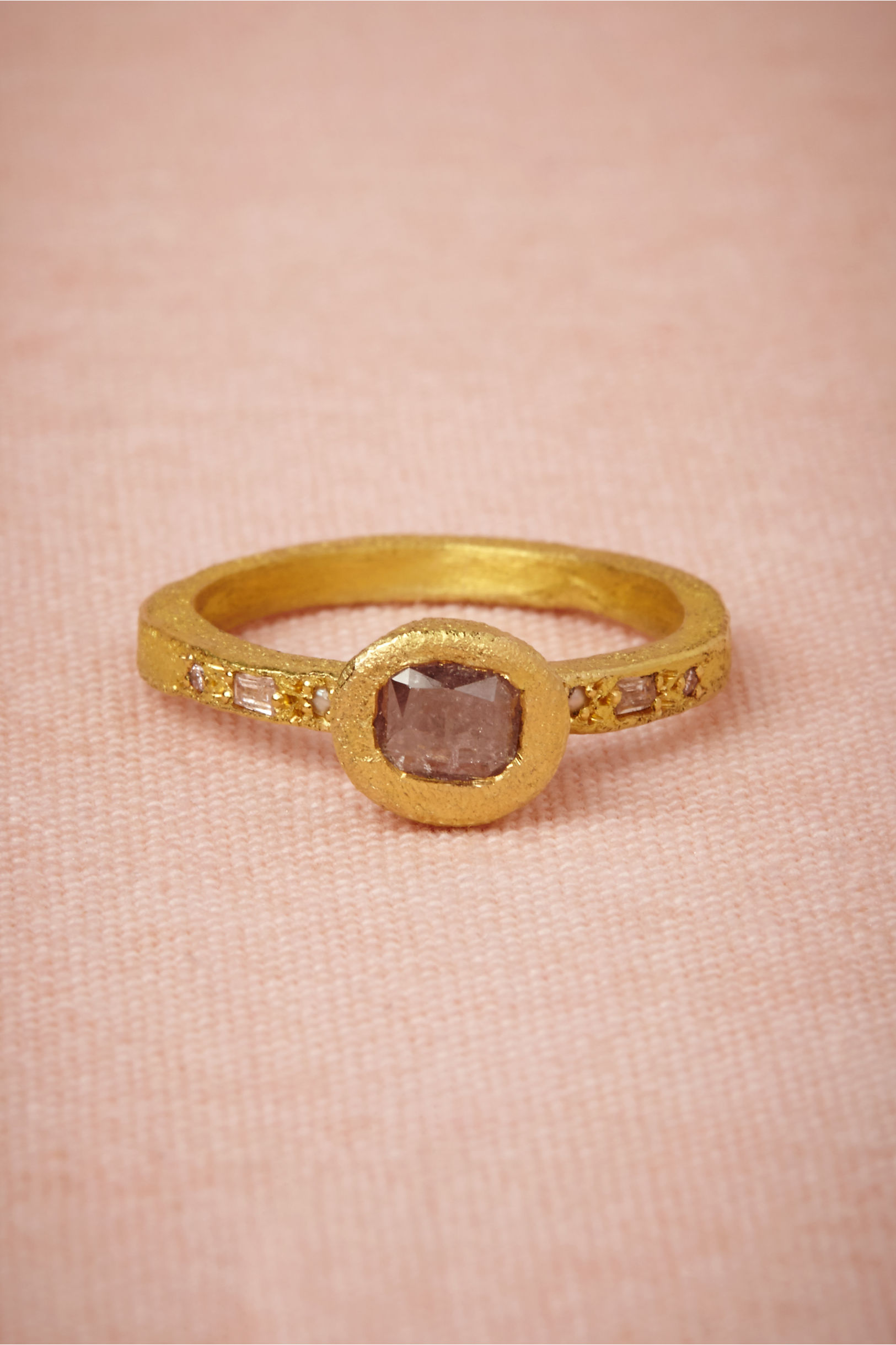 Rosa Diamond Ring in Bride | BHLDN