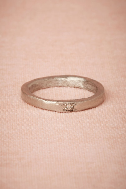 platinum Carina Ring | BHLDN