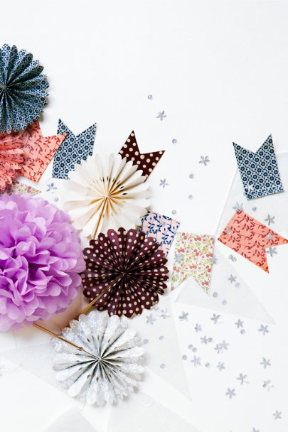 multi Equinox Pennant Garland (3) | BHLDN