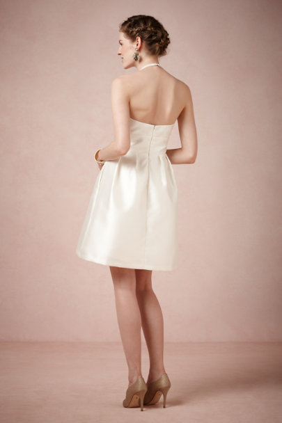 Coren Moore ivory Jacqueline Dress | BHLDN