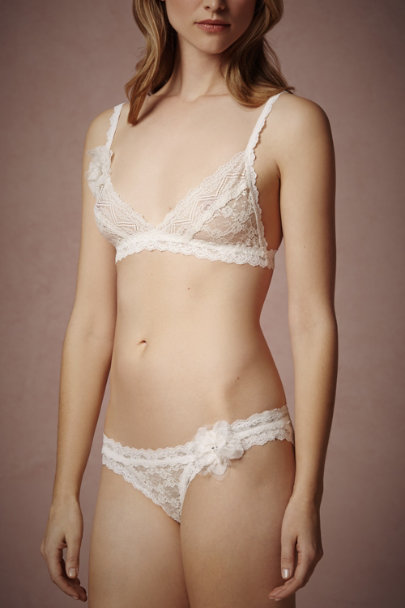 ivory Marguerite Knickers | BHLDN