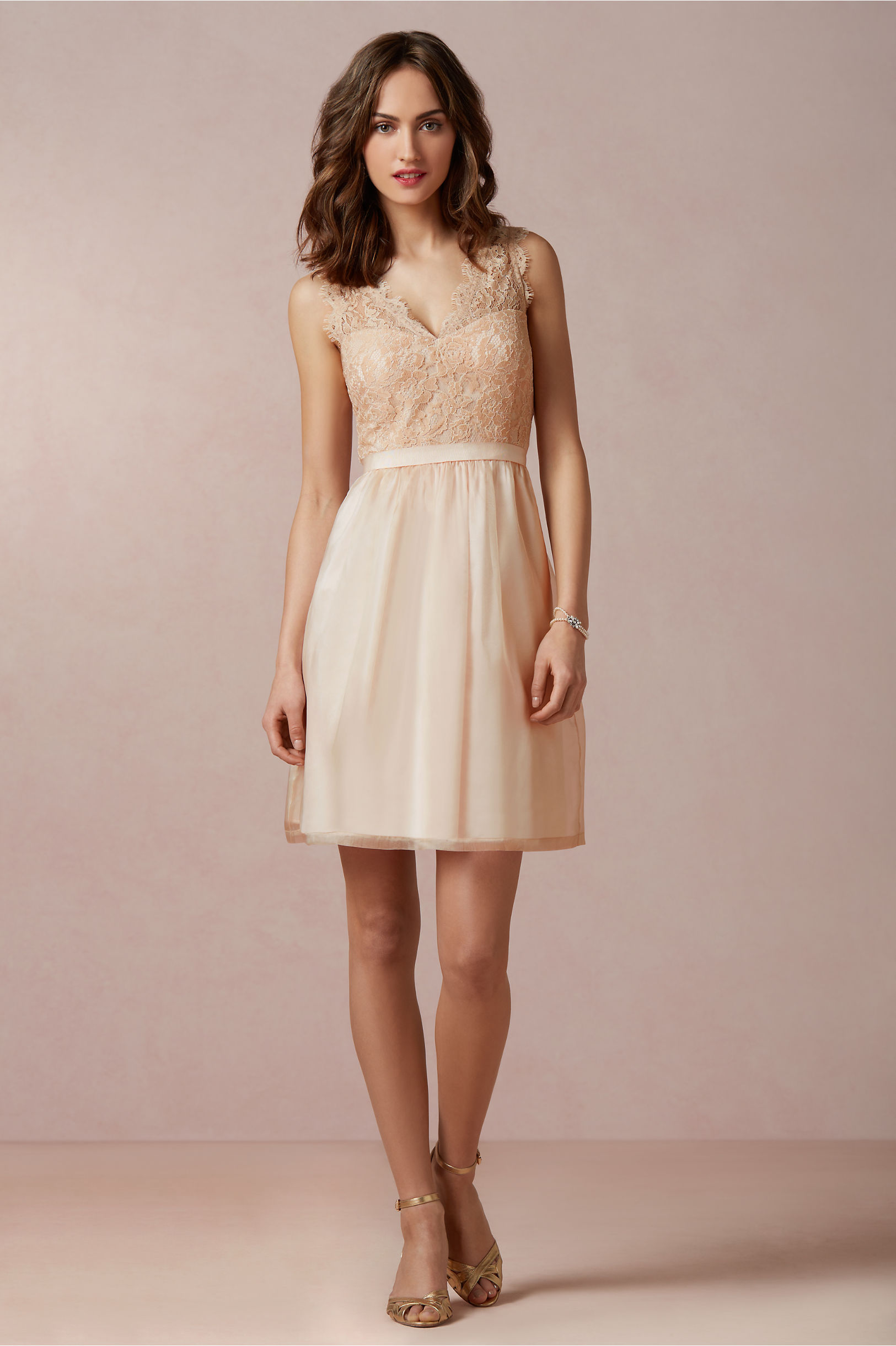 Claudine Dress in Bridal Party | BHLDN