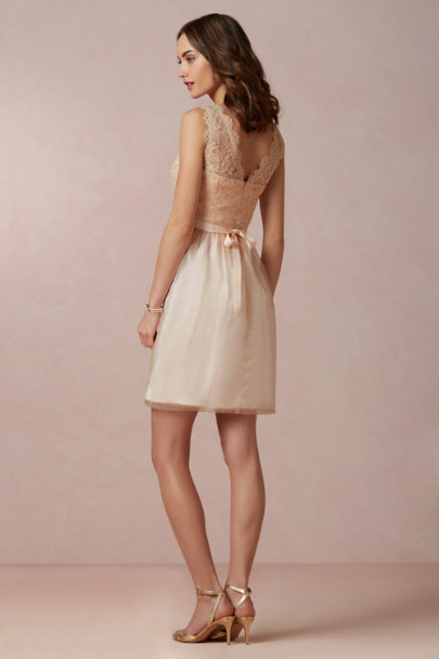 rose Claudine Dress | BHLDN