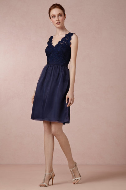 McGinn sapphire Claudine Dress | BHLDN