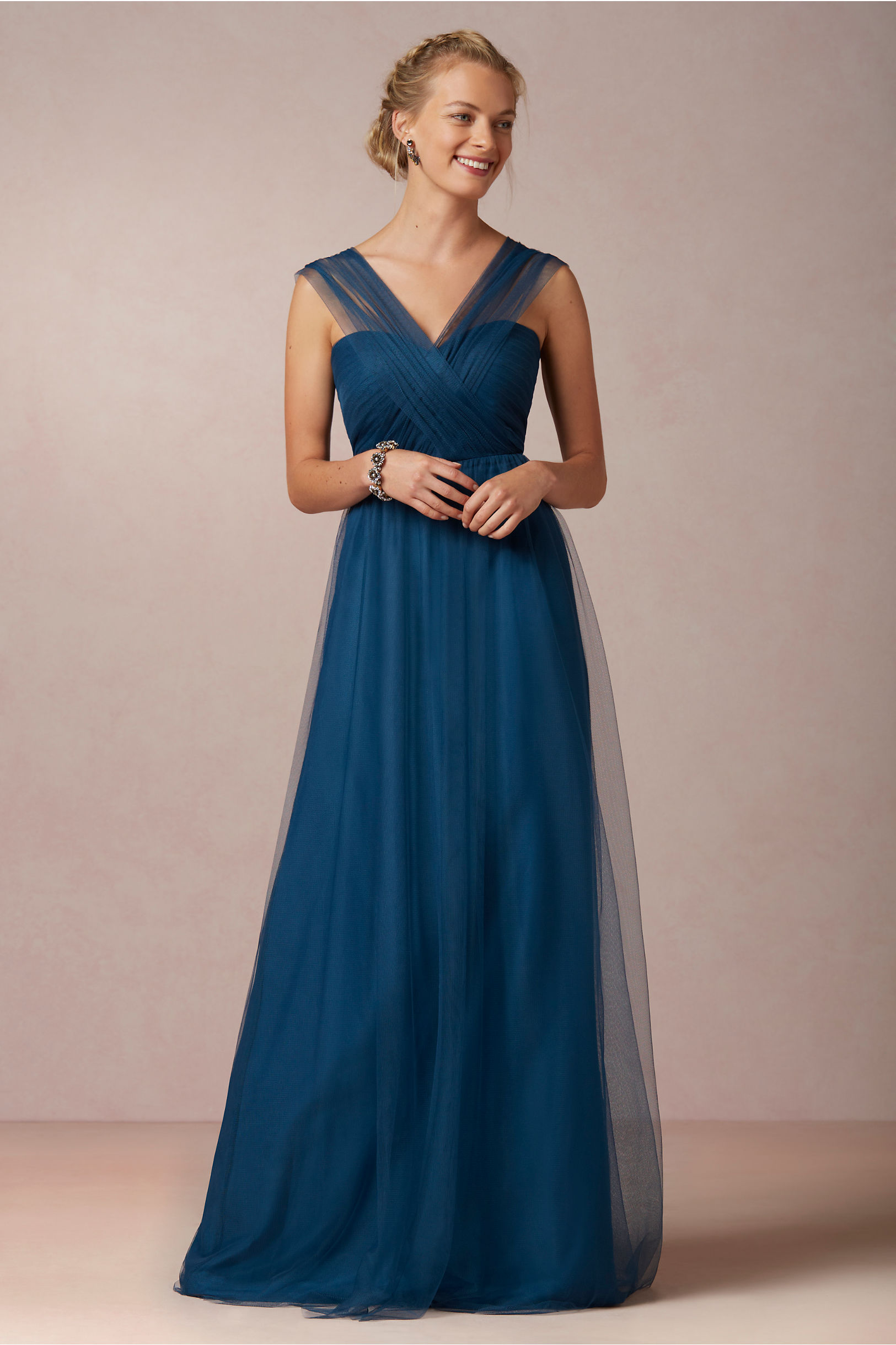 Annabelle dress in occasion dresses bhldn jenny yoo lapis blue annabelle dress bhldn ombrellifo Image collections