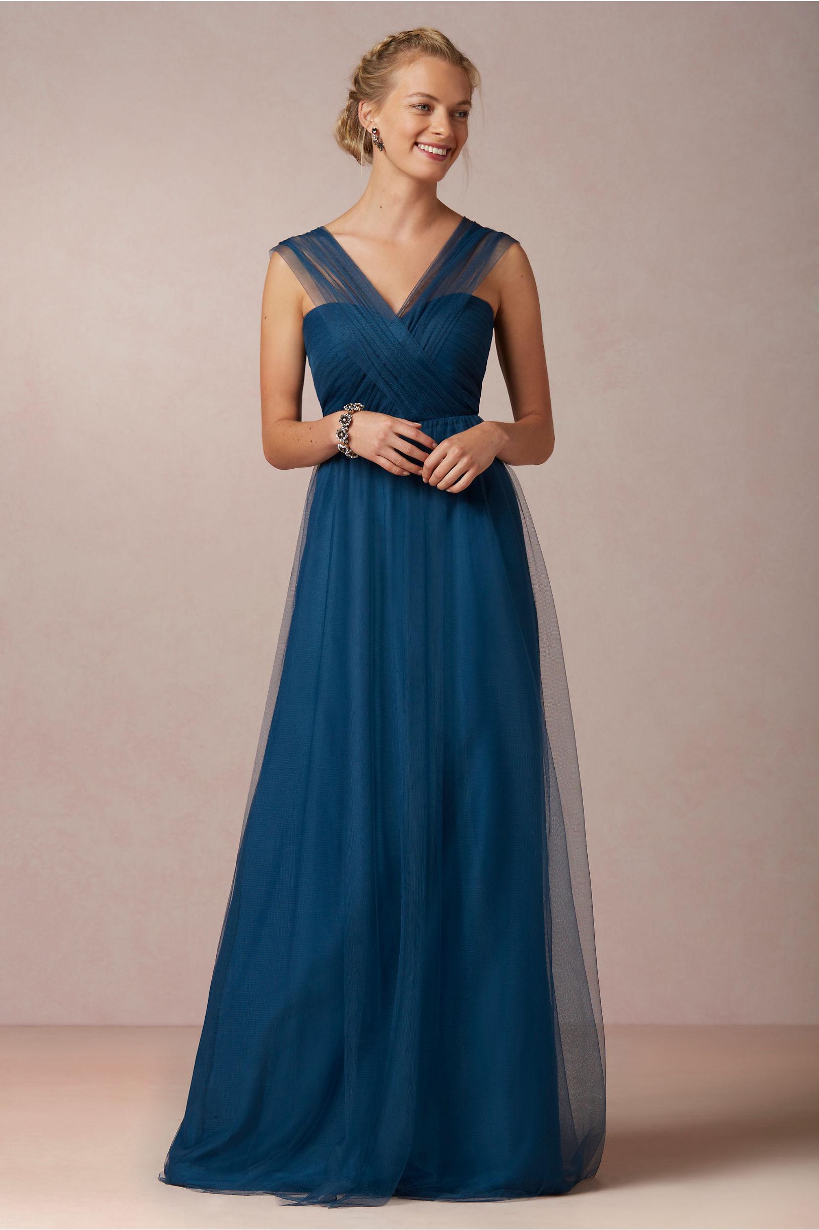 Annabelle dress in occasion dresses bhldn jenny yoo lapis blue annabelle dress bhldn ombrellifo Images