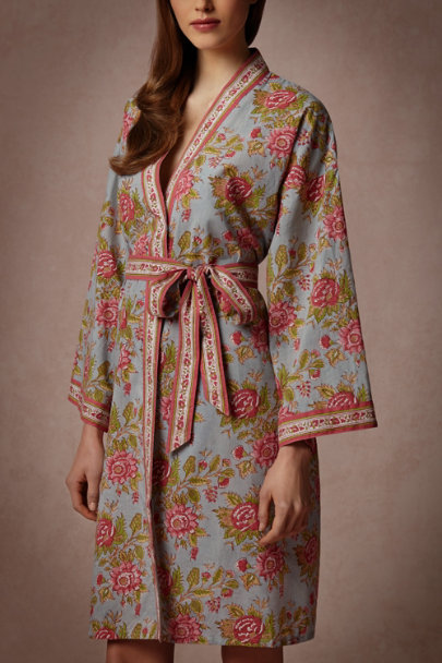 Briar Rose Clover Robe | BHLDN