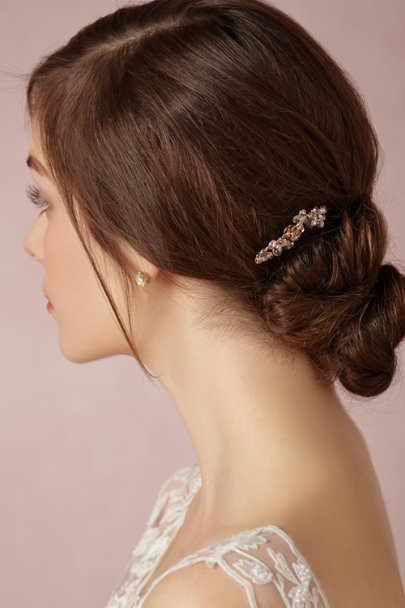 opaline Sheer Droplets Comb | BHLDN
