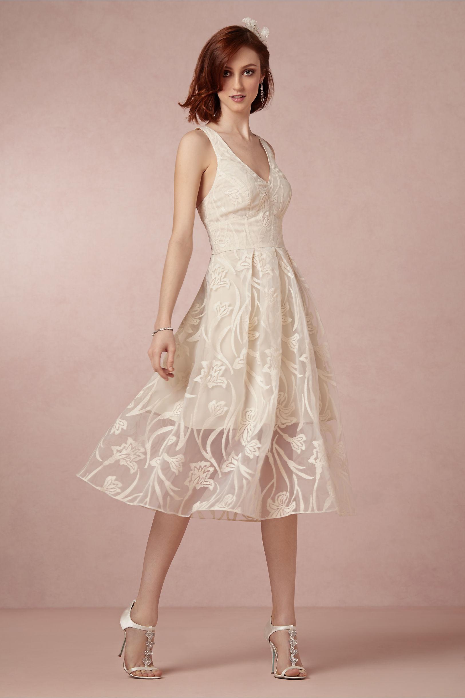 Fresh Blossoms Dress in Sale | BHLDN