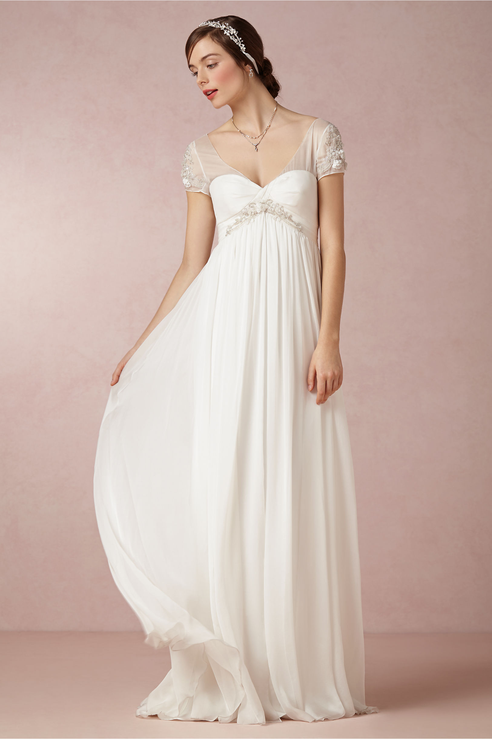 Elisa Gown in Bride | BHLDN