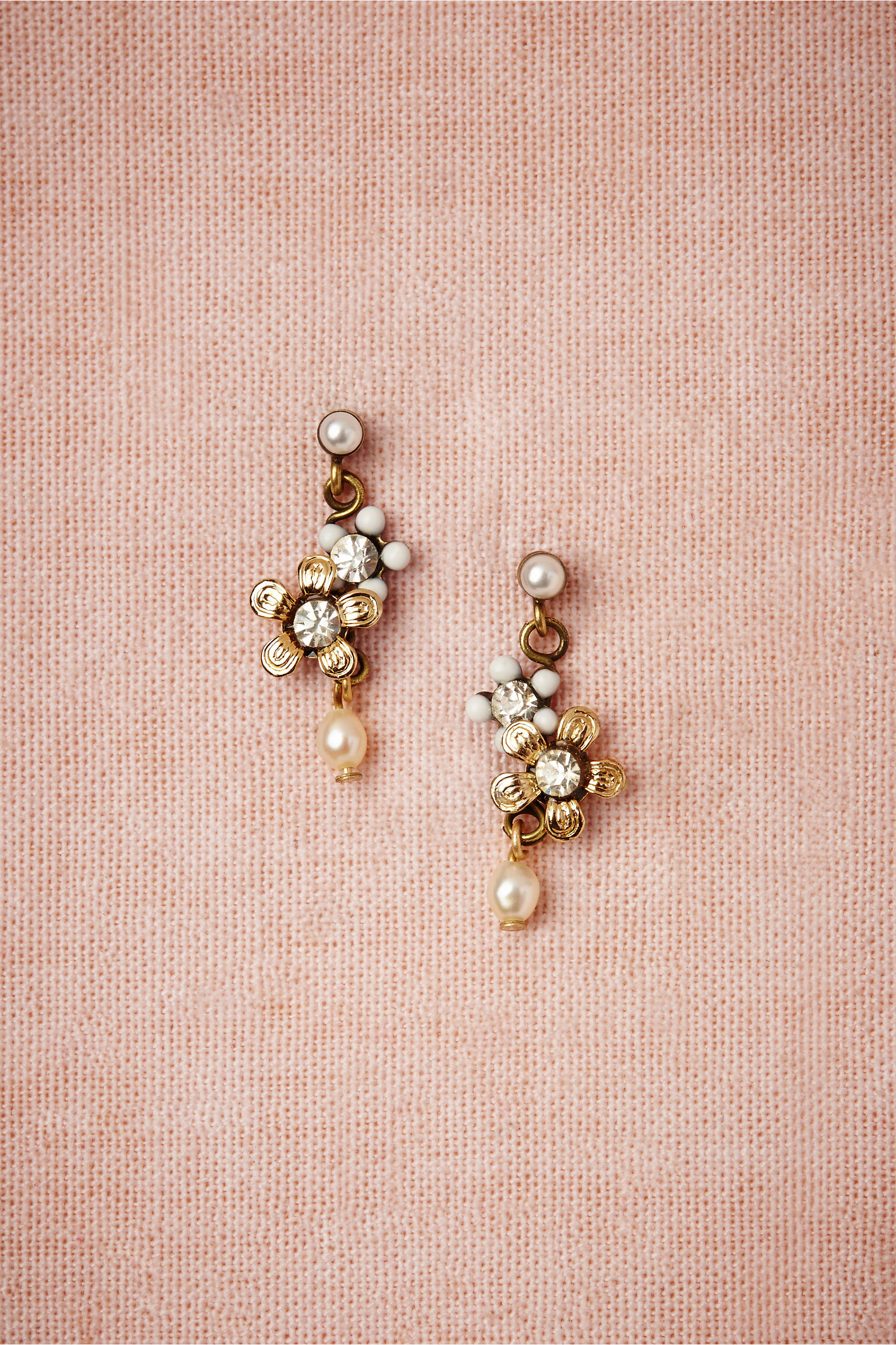 Droplet Earrings in Shoes & Accessories   BHLDN