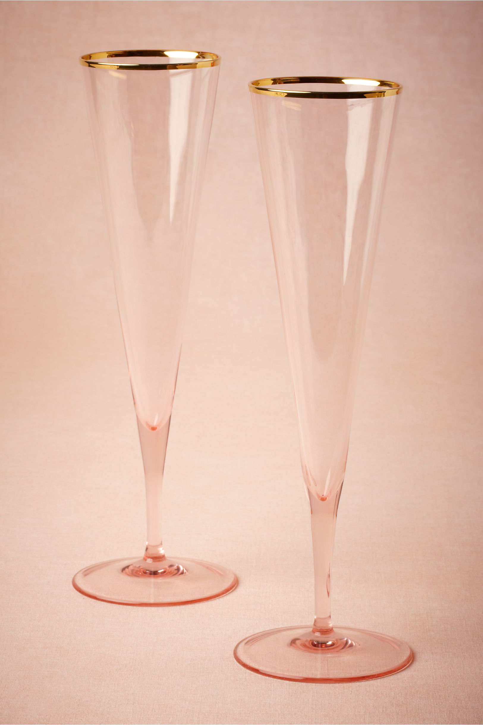 Rosy Cheeked Flutes 2 in Sale