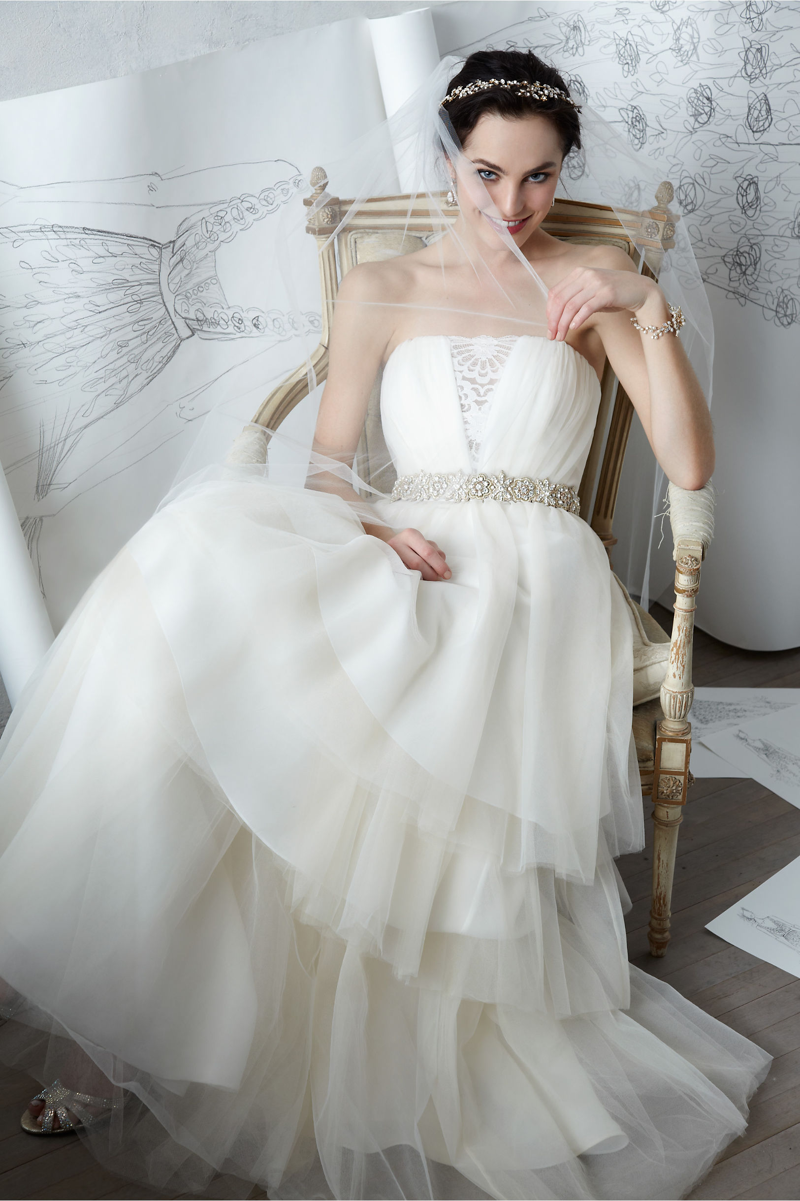 Badgley Mischka Plus Size Dresses Gallery - simple casual dress designs