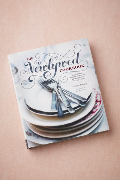 View larger image of The Newlywed Cookbook