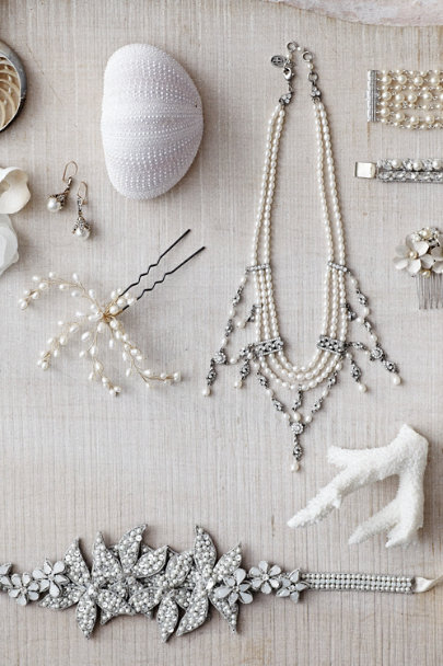 Ben-Amun Pearl Echelon Necklace | BHLDN