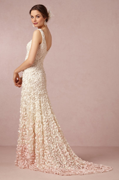 blush Emma Gown | BHLDN