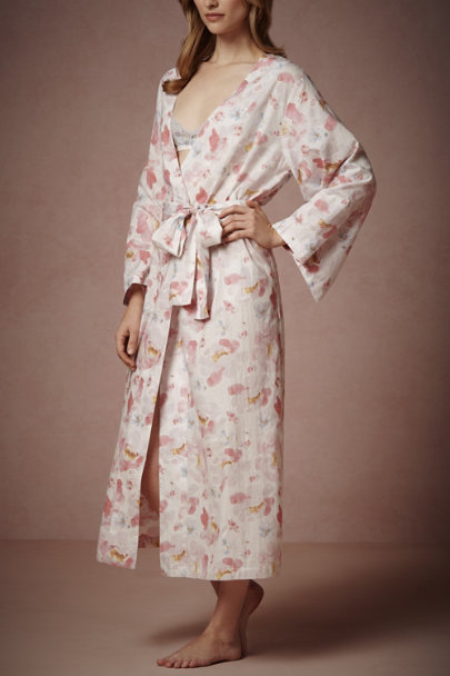 Imogen Imogen Long Robe | BHLDN