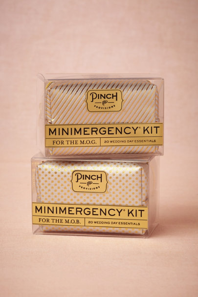 mother of the groom Minimergency® Kit for Mothers | BHLDN