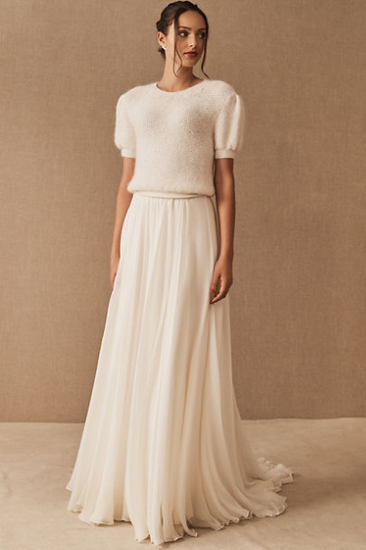 View larger image of marryandbride Together Forever Sweater & Catherine Deane Delia Skirt
